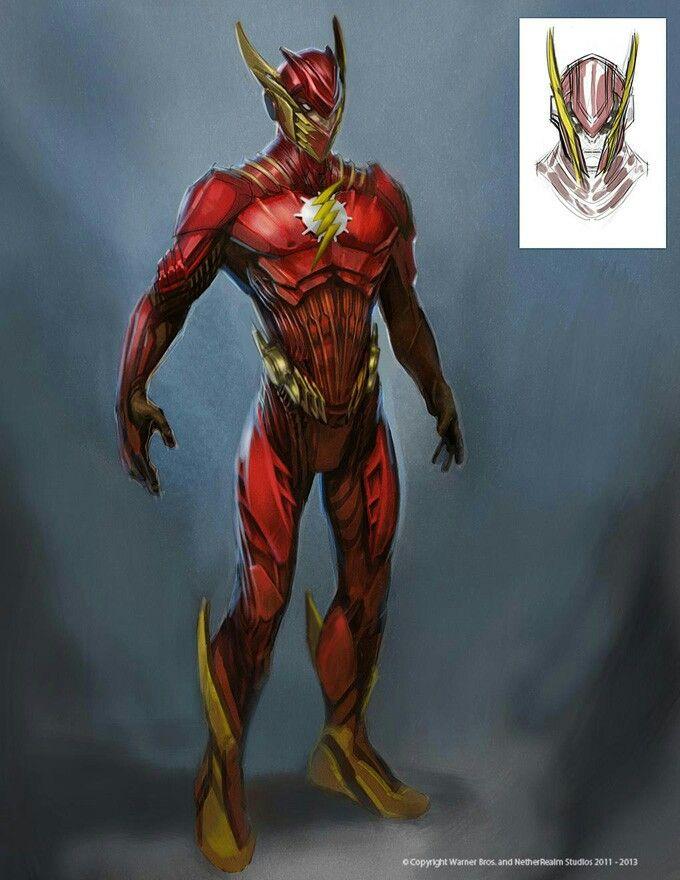 flash ultra scarlett speedster