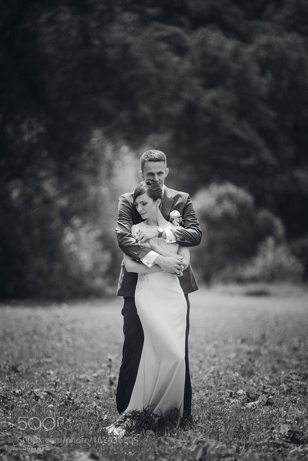 Just married by jandikovsky