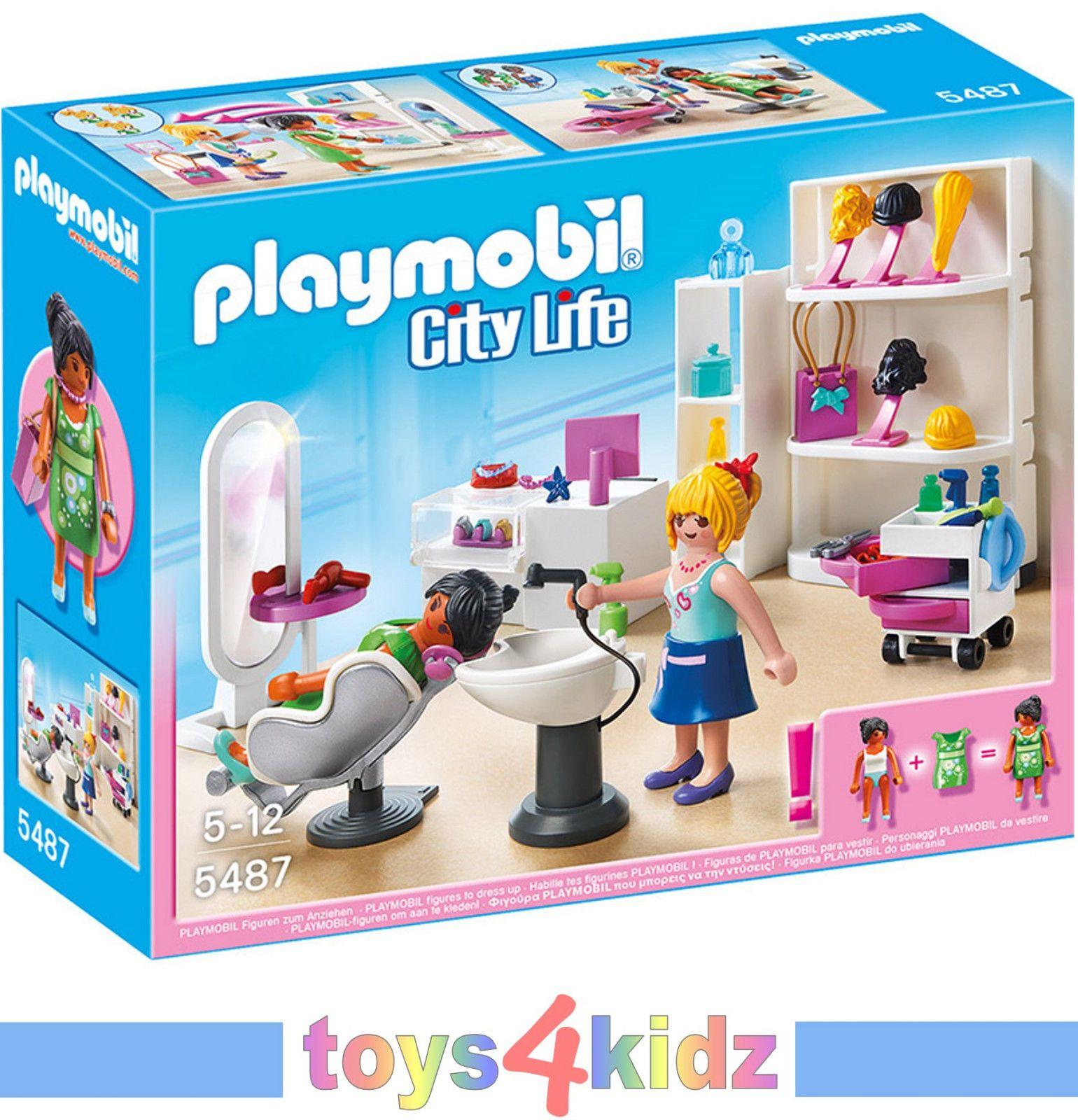 Ebay Angebot Playmobil City Life 5487 Beauty Salon Neu Ovp Ihr Quickberater Playmobil Play Mobile Spielzeug