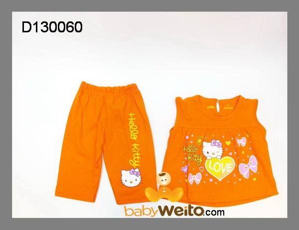 D130060  Stelan cewe Hello kitty  bahan halus dan lembut  warna sesuai gambar  Ukuran > 1T baju:panjang 31cm,lebar dada 28cm celana:panjang 34cm,lingkar pinggang 17,5cm > 2T baju:panjang 32cm,lebar dada 30cm celana:panjang 36,5cm,lingkar pinggang 18cm > 3T baju:panjang 33cm,lebar dada 32,5cm celana:panjang 38,5cm,lingkar pinggang 18,5cm  IDR 75*  BCA 6320-2660-58 a/n HENDRA WEITO MANDIRI 123-00-2266058-5 a/n HENDRA WEITO PANIN 105-55-60358 a/n HENDRA WEITO  Telp :021-9388 9098