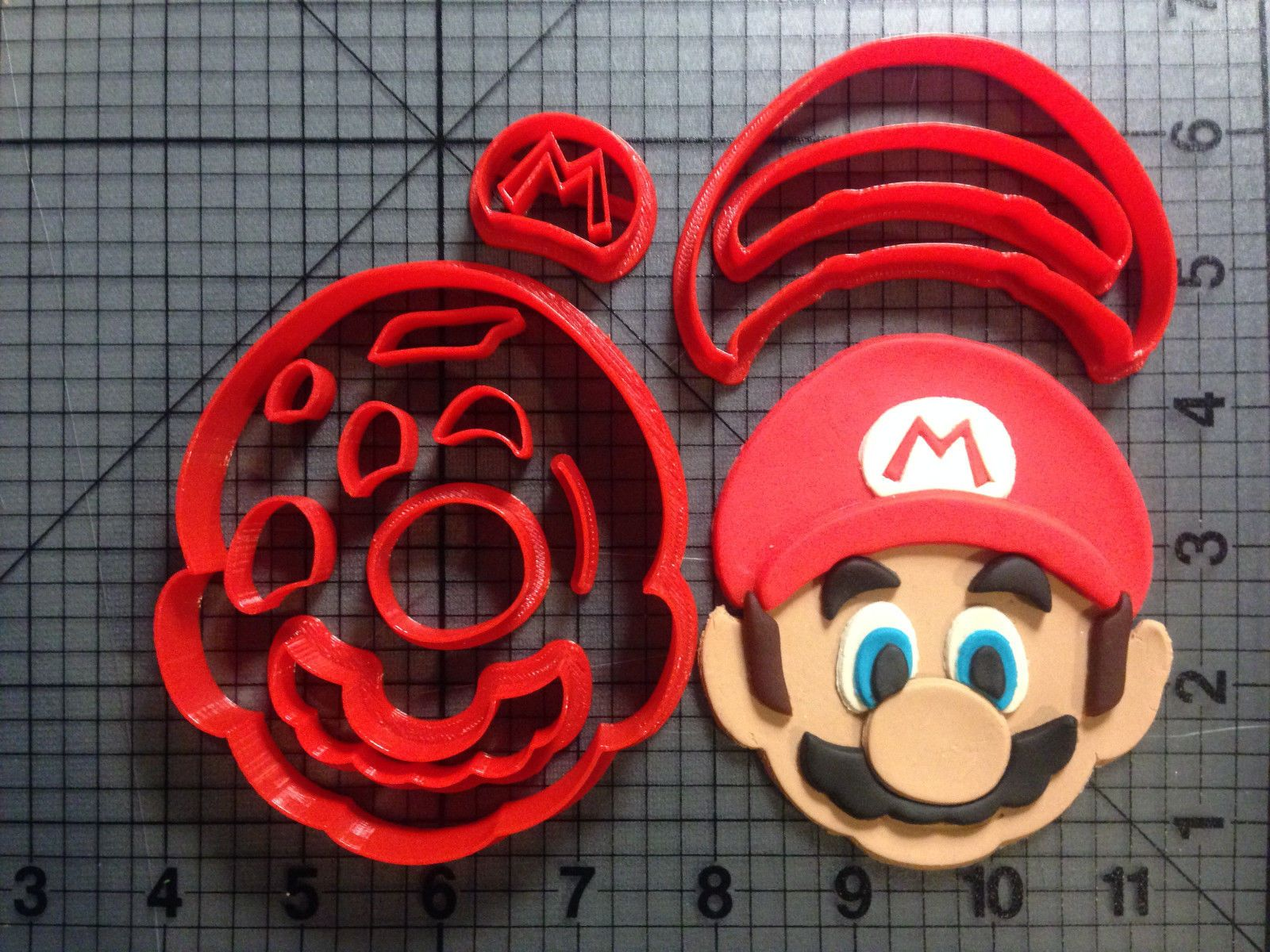 Video Game 103 Cookie Cutter Set