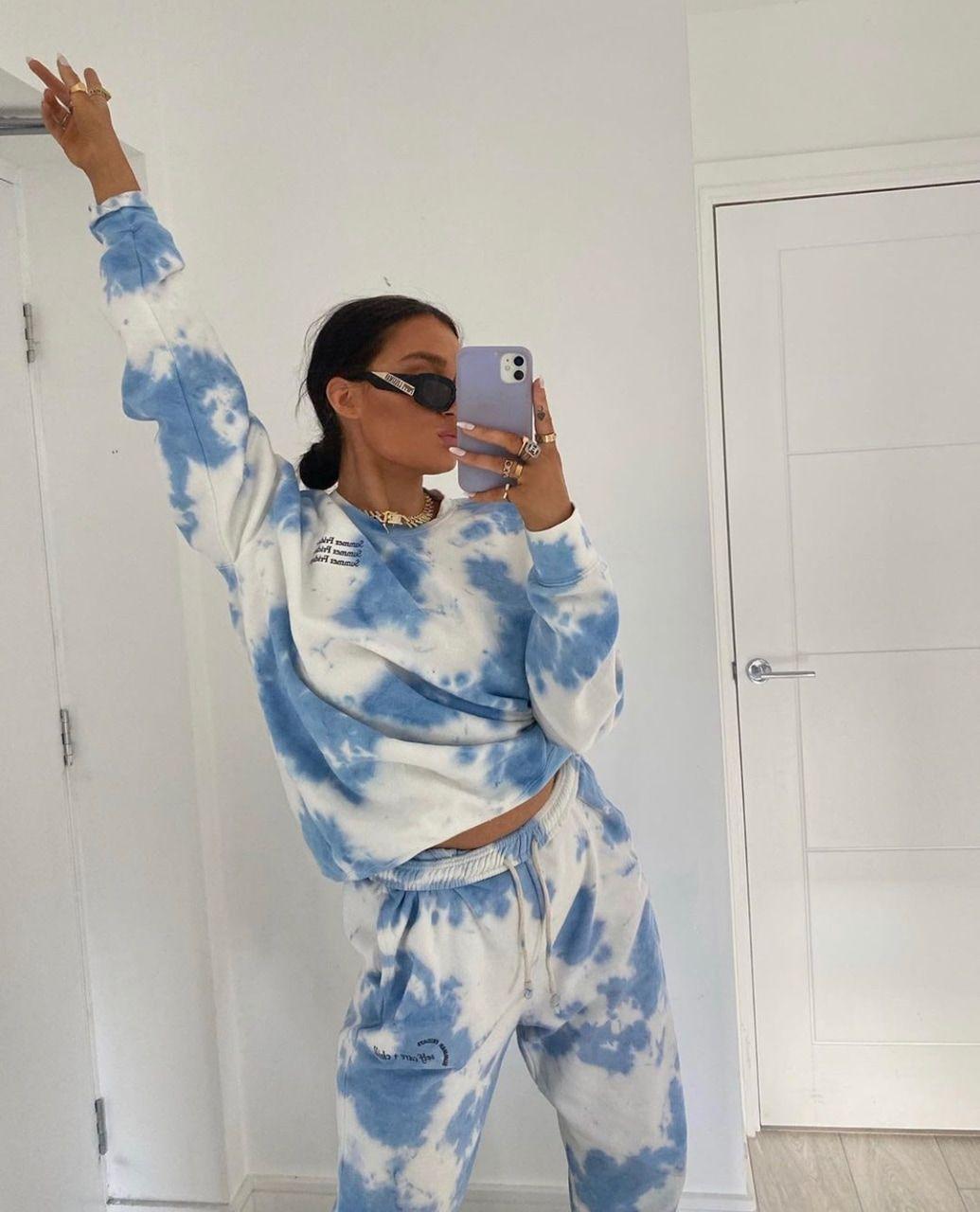 tie dye outfit   Ropa streetwear, Moda de ropa, Ropa estética