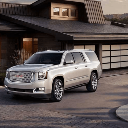 2017 Gmc Yukon Denali Unlike Most Modern Suvs The Is A Truck Based Vehicle That S Capable Of Towing Heavy Loads And Tackling Off Road Trails