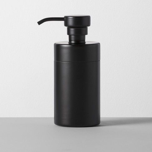 Solid Soap Lotion Dispenser Black Made By Design Soap Soap