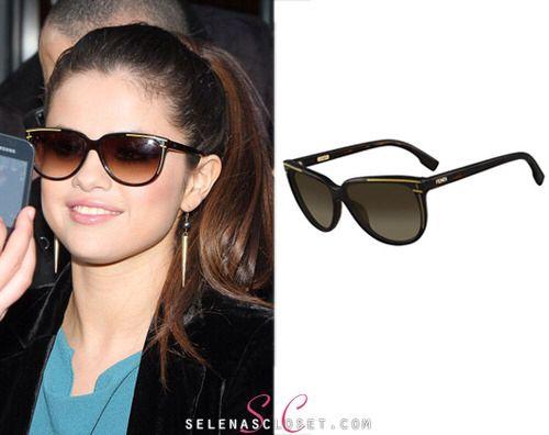 bc0df88f57 Gafas de sol para cara redonda | Gafas de sol | Selena gomez closet ...