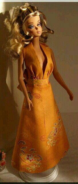 Silkstone BArbI e Doll