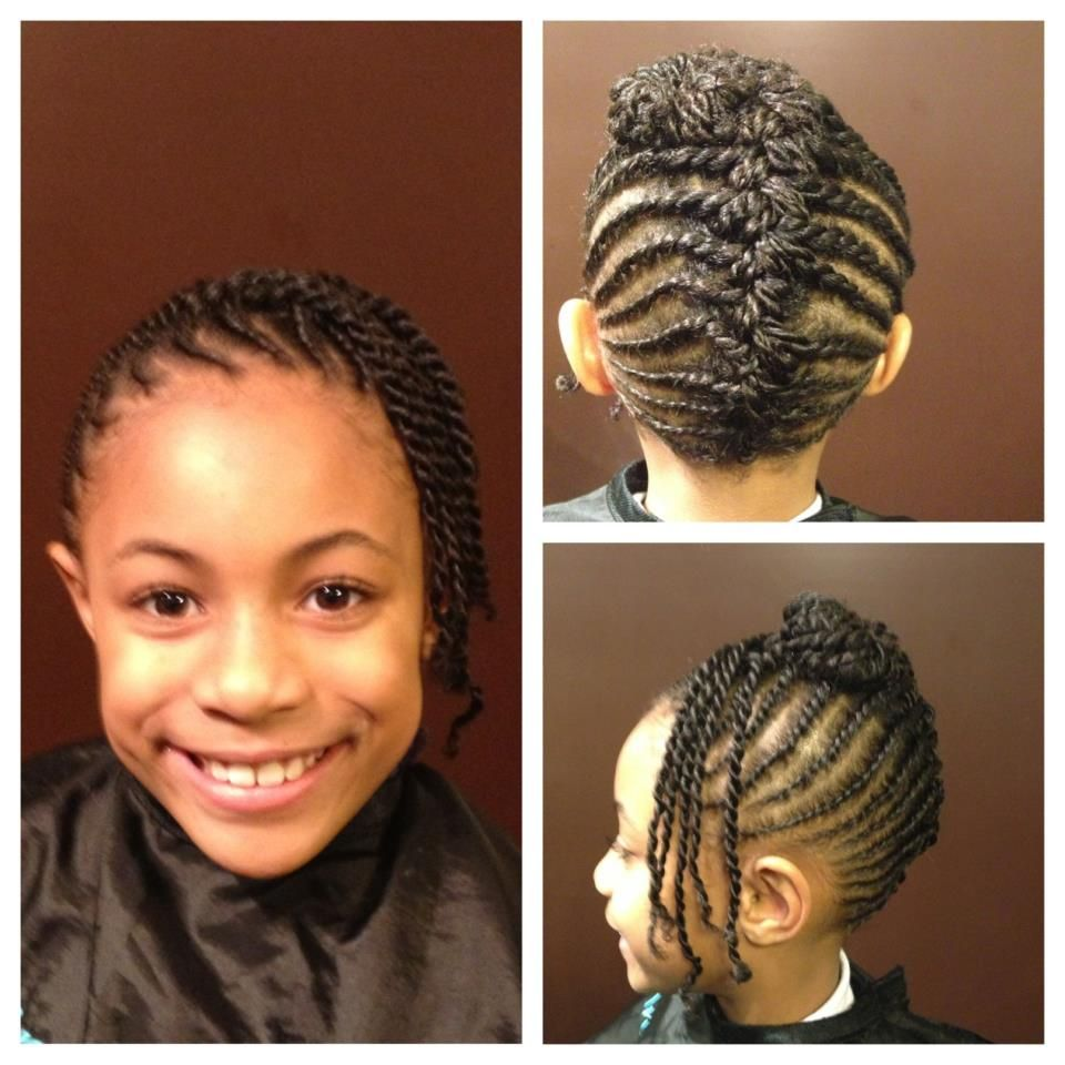 The Cool Black Kids Hairstyles : Simple Hairstyle Ideas For Women ...