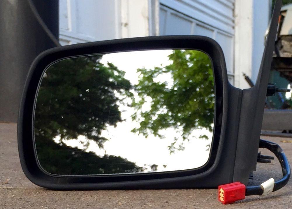 93 95 Jeep Grand Cherokee Heated Left Side Door Mirror Power Drivers Lh Jeep Grand Cherokee Mirror Door