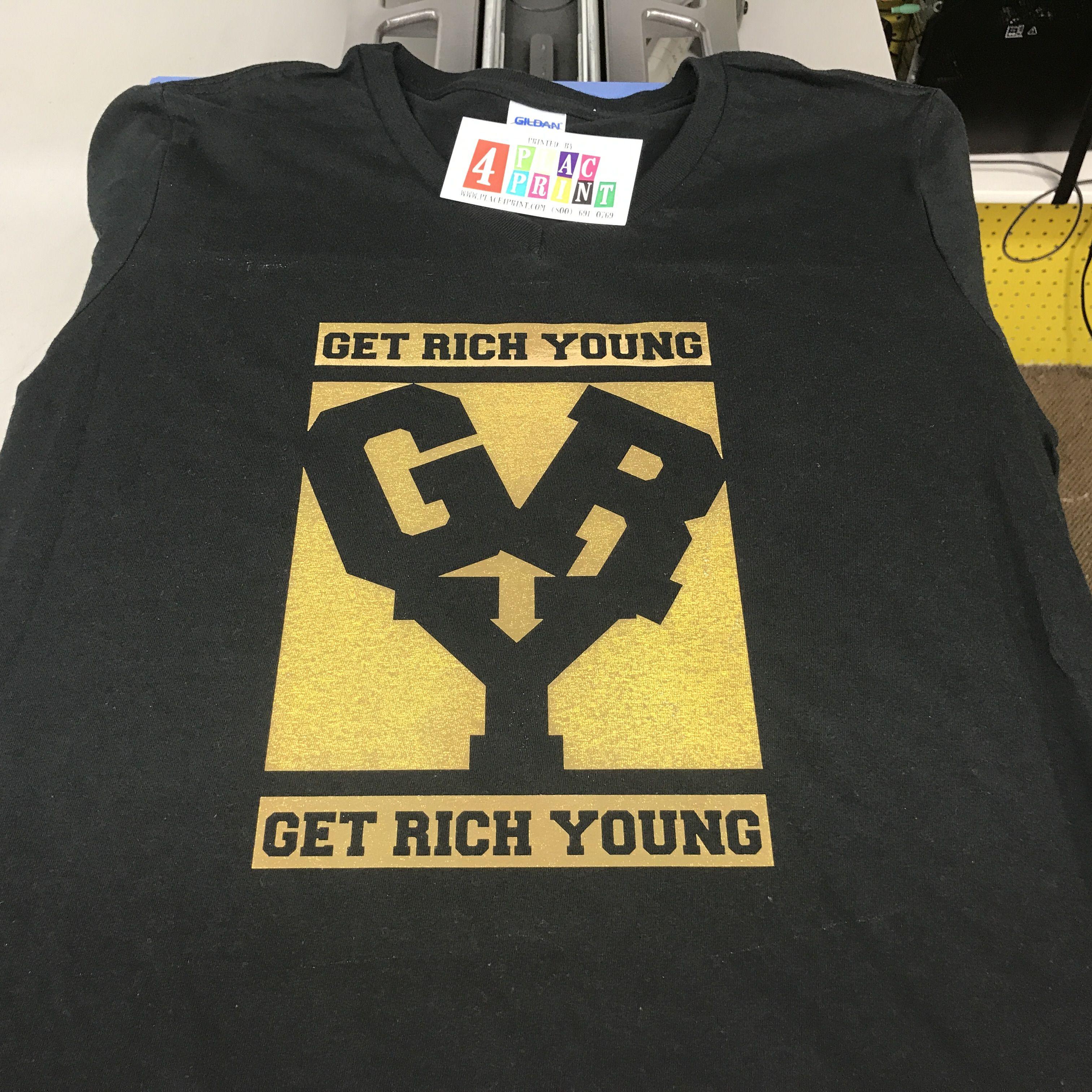 Custom T Shirts No Minimum Order