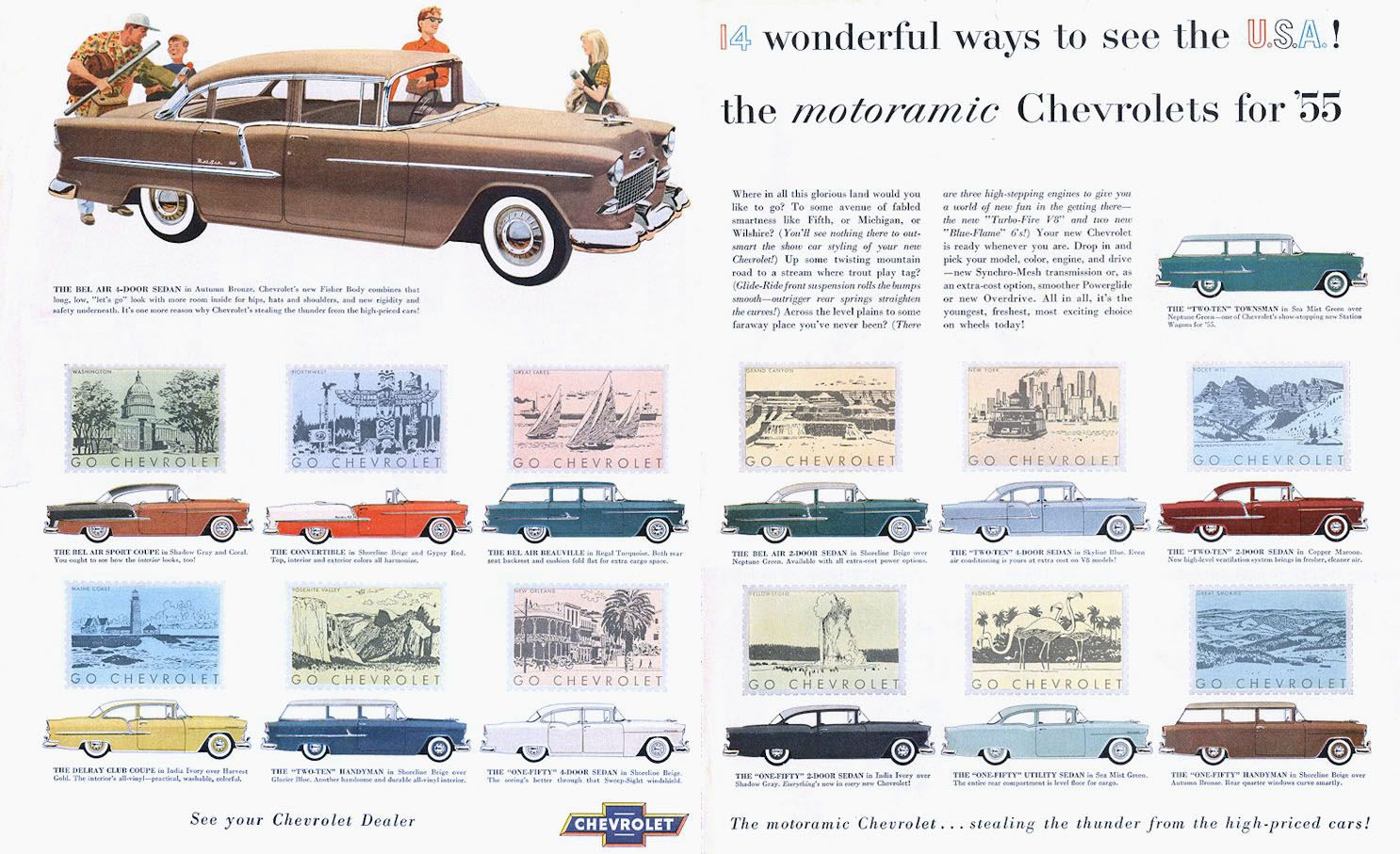 1955 Chevrolet Ad | Car Poster Group Board | Pinterest | 1955 ...