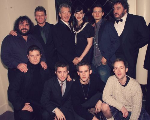 The Lotr Cast The Fotr Nyc Premiere 2001 Lotr Cast Lotr Lord Of The Rings