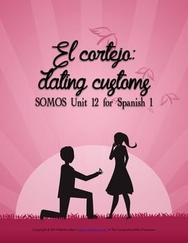 Dating customs in spanish speaking countries