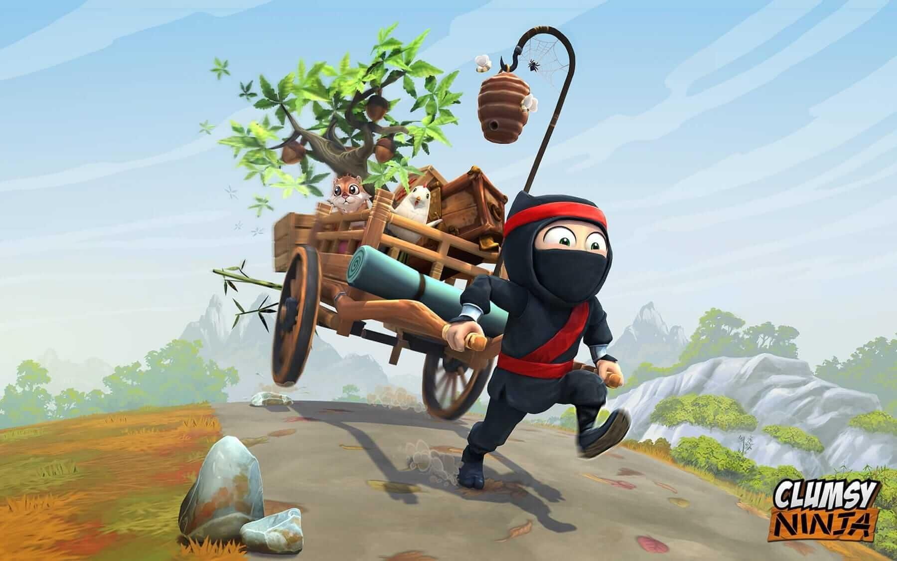 Clumsy Ninja Hack Online Cheat For Generating Unlimited