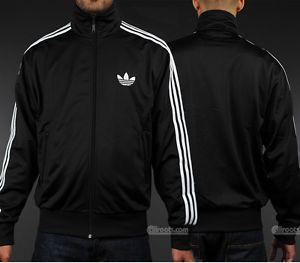 Huérfano piso Disipar  Hombre-Clasicos-Firebird-cremallera-Adidas-Originals-Sport-Track-chaqueta-superior-Talla-M-L-XL    Jacket tops, Jackets, Mens outfits