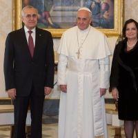 Preocupan al Papa Francisco los prófugos del conflicto en Siria | Excélsior