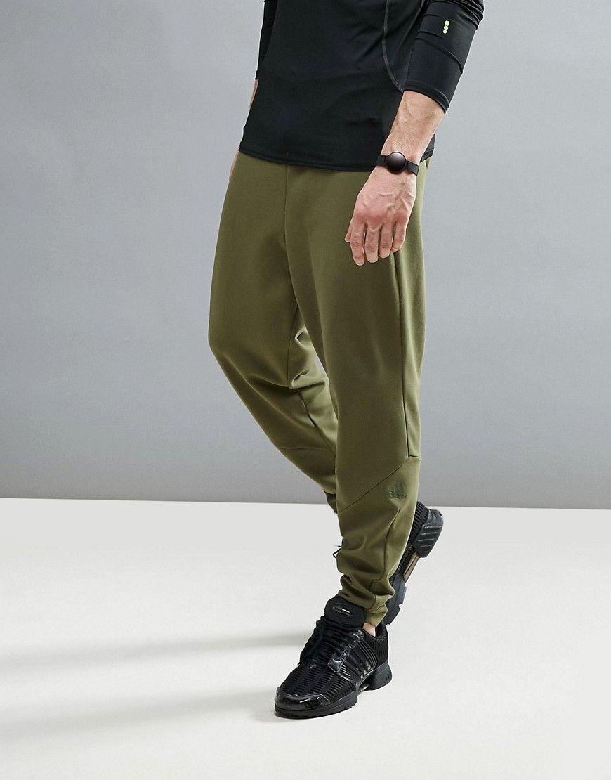 adidas Originals Apparel Cozy Pant Green White