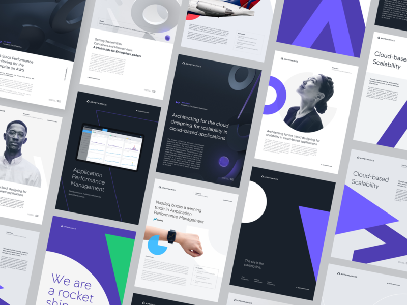 AppDynamics by Cisco Design system, Cloud based