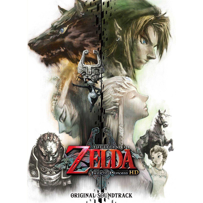 The Legend Of Zelda Twilight Princess HD Original
