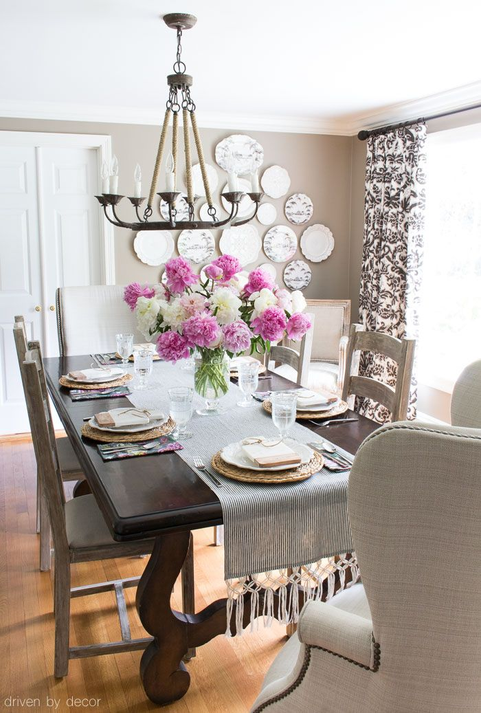 Welcome To Our New England Home I M Excited To Take You On A Tour Of Our Dining Room With Wit Classic Dining Room Dining Room Chandelier Dark Grey Dining Room