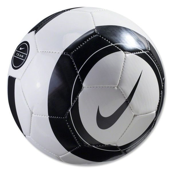 Nike Arrow Team Soccer Ball White Black Soccer Soccer Ball Youth Soccer Cleats