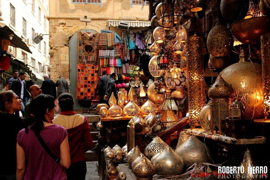 Khan el-Khalili ..Egypt