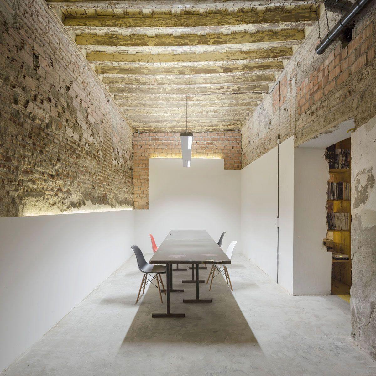 San jer nimo atelier cuac arquitectura diaism atelier - Atelier arquitectura ...