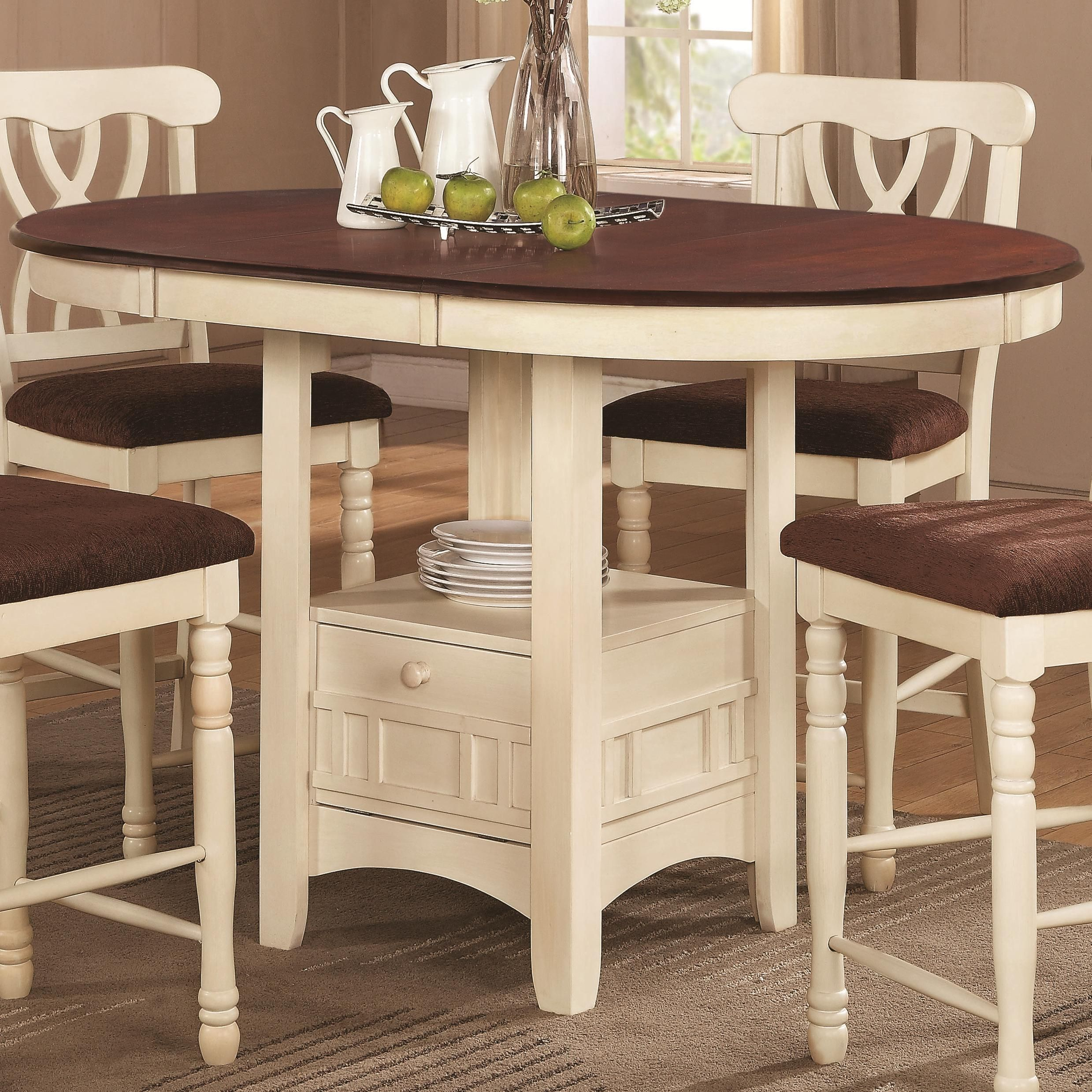 1000 Ideas About Counter Height Chairs On Pinterest: Addison Counter Height Table By Coaste(Rostock Furn