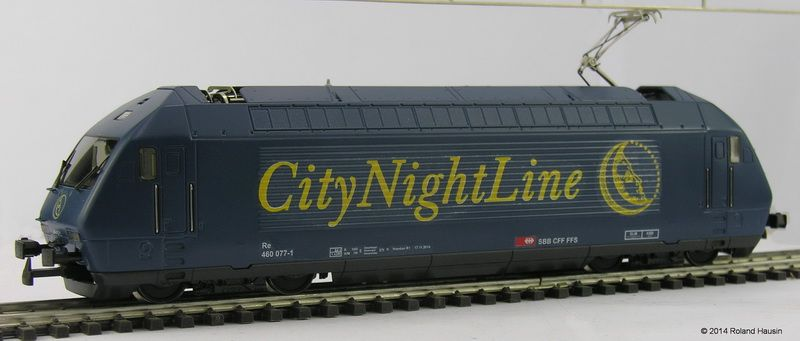 City Night Line Graphic card, Electronic products