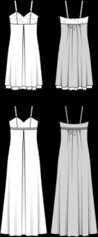 Photo of Katalog Schnitt Abendkleid, Cocktailkleid und Empire-Linie H/W 20