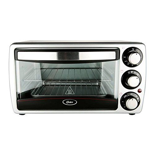 Oster Tssttv7052 4slice Toaster Oven 220 Volts Not For Usa