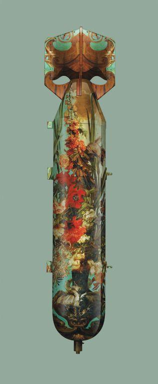 Flowerbom by Magnus Gjoen