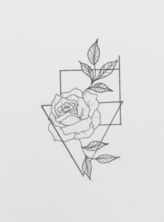 16 Cute Doodles Tumblr Tattoos Line Art Drawings Geometric