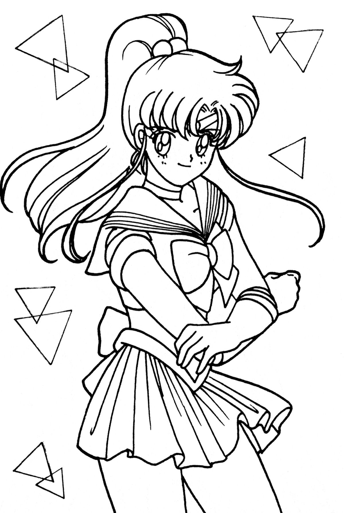 Pin de spetri en LineArt: Sailor Moon | Pinterest | Dibu, Sailor ...