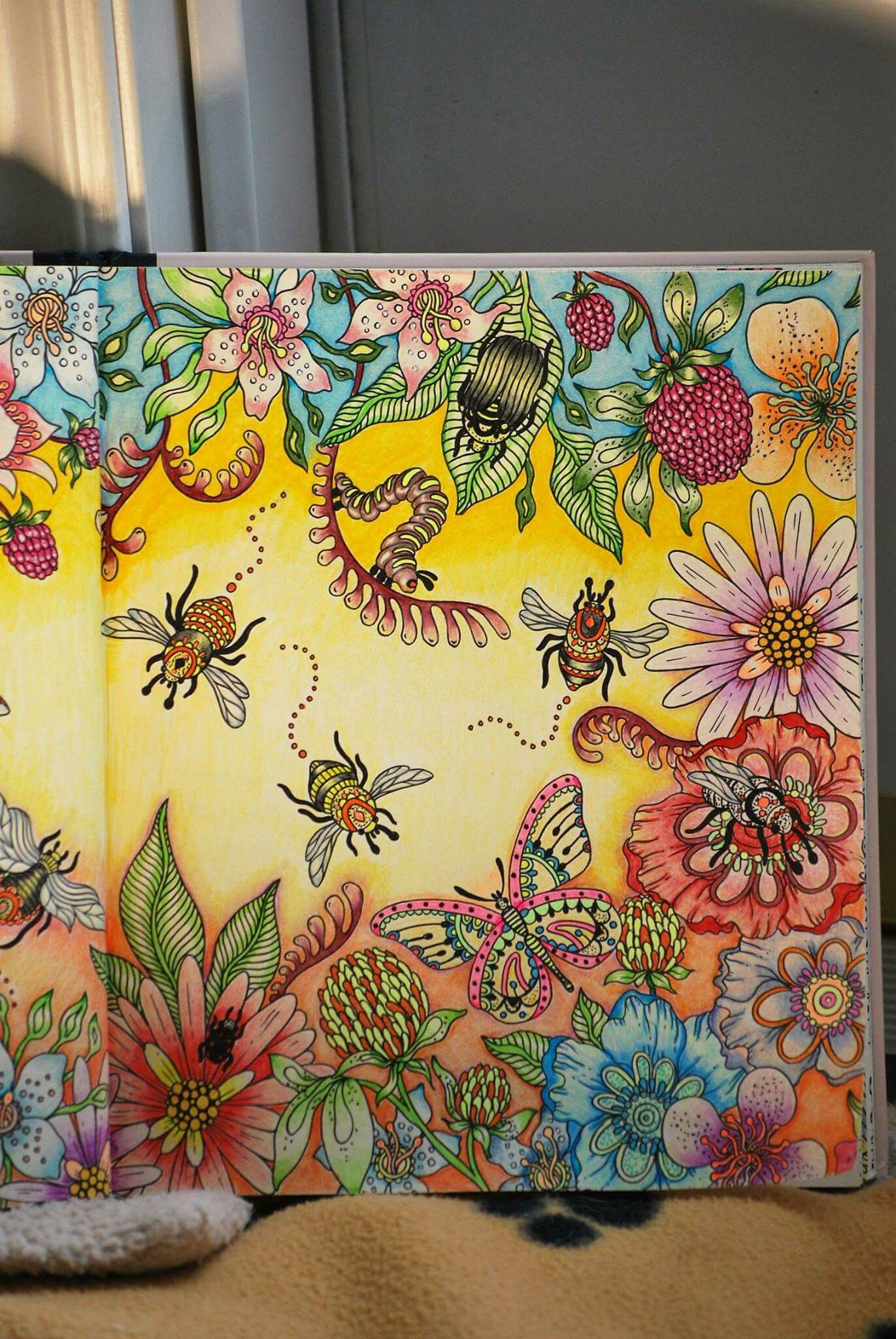 Pin by Pat Eastland on ColorBooks:Hanna Karlzon | Pinterest ...
