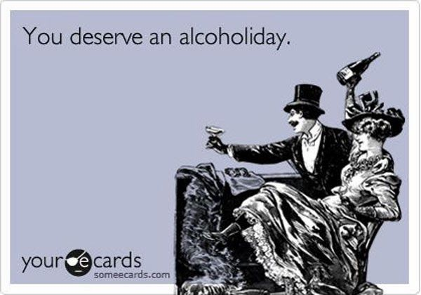 Hahhaa alcoholiday