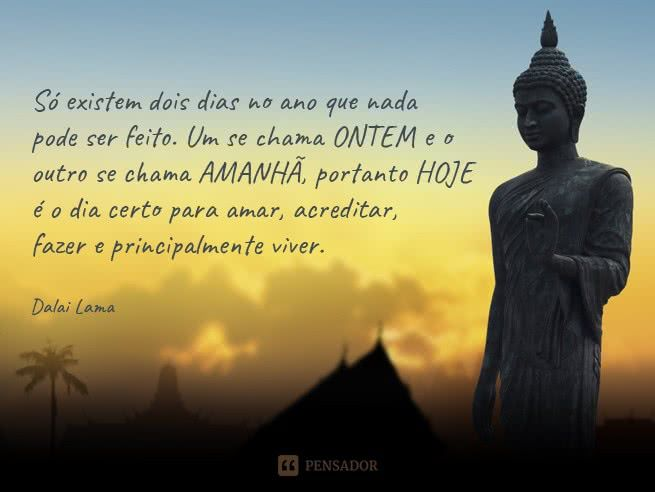 10 Frases De Dalai Lama Que Vão Mudar Sua Maneira De Pensar Sobre A Vida