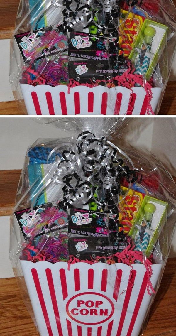 25 DIY Christmas Gift Basket Ideas | EASTER | Pinterest