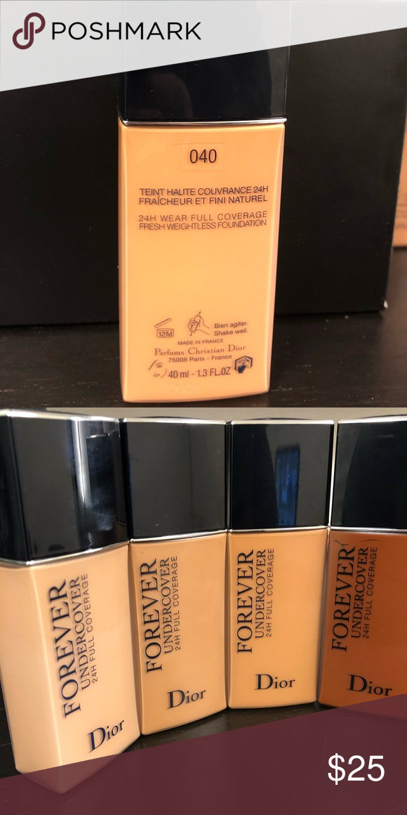 1690873daa DiorSkin Forever Undercover Foundation Shade 040 You'll love this ...