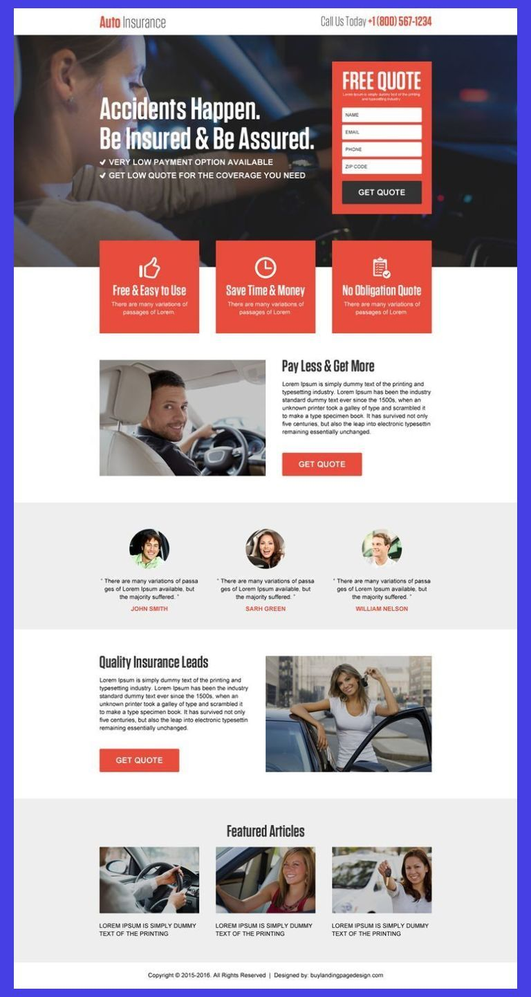Discover 55000 Landing Page Designs On Your Resource To Find