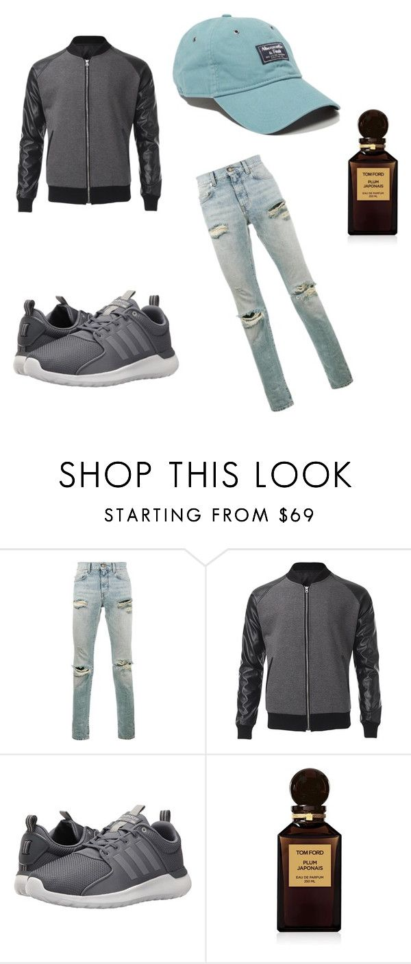"""""""#new_set_3"""" by benelux2 ❤ liked on Polyvore featuring Yves Saint Laurent, adidas, Tom Ford, Abercrombie & Fitch, men's fashion and menswear"""
