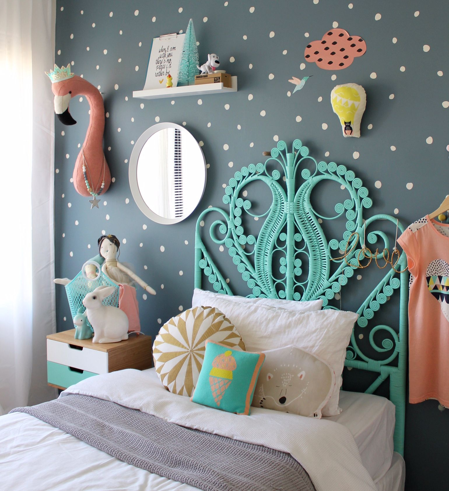 Colorful Kids Room Design: Children Bedroom Ideas