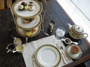 Setting The Table For Tea - A True Victorian/Edwardian Tea Lover\u0027s Corner & Table Setting (image from HighTea.com) | nancy poole | Pinterest ...