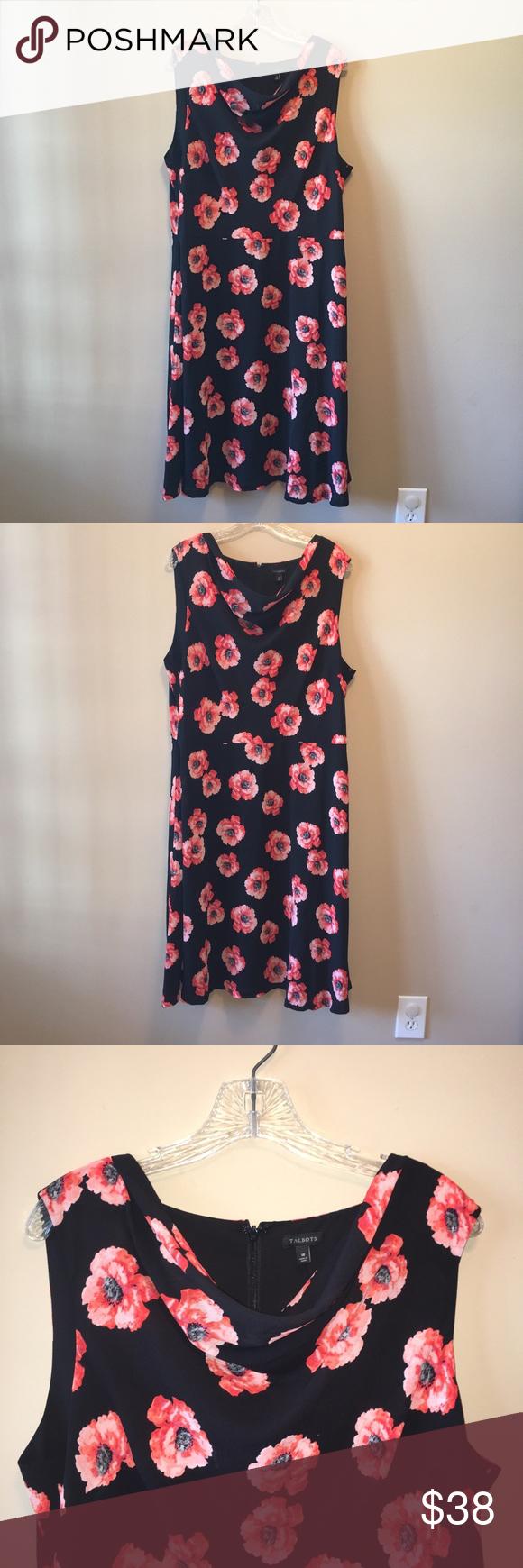 Talbots Summer Dress Nwt Size 18 Talbots Summer Summer Dresses Clothes Design [ 1740 x 580 Pixel ]