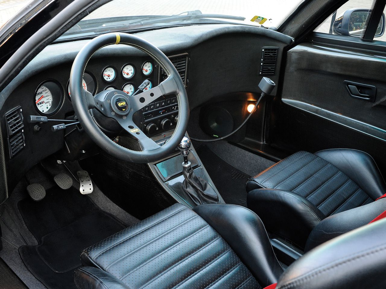 Lancia HYENA Zagato | Hyena, Car interior, Car