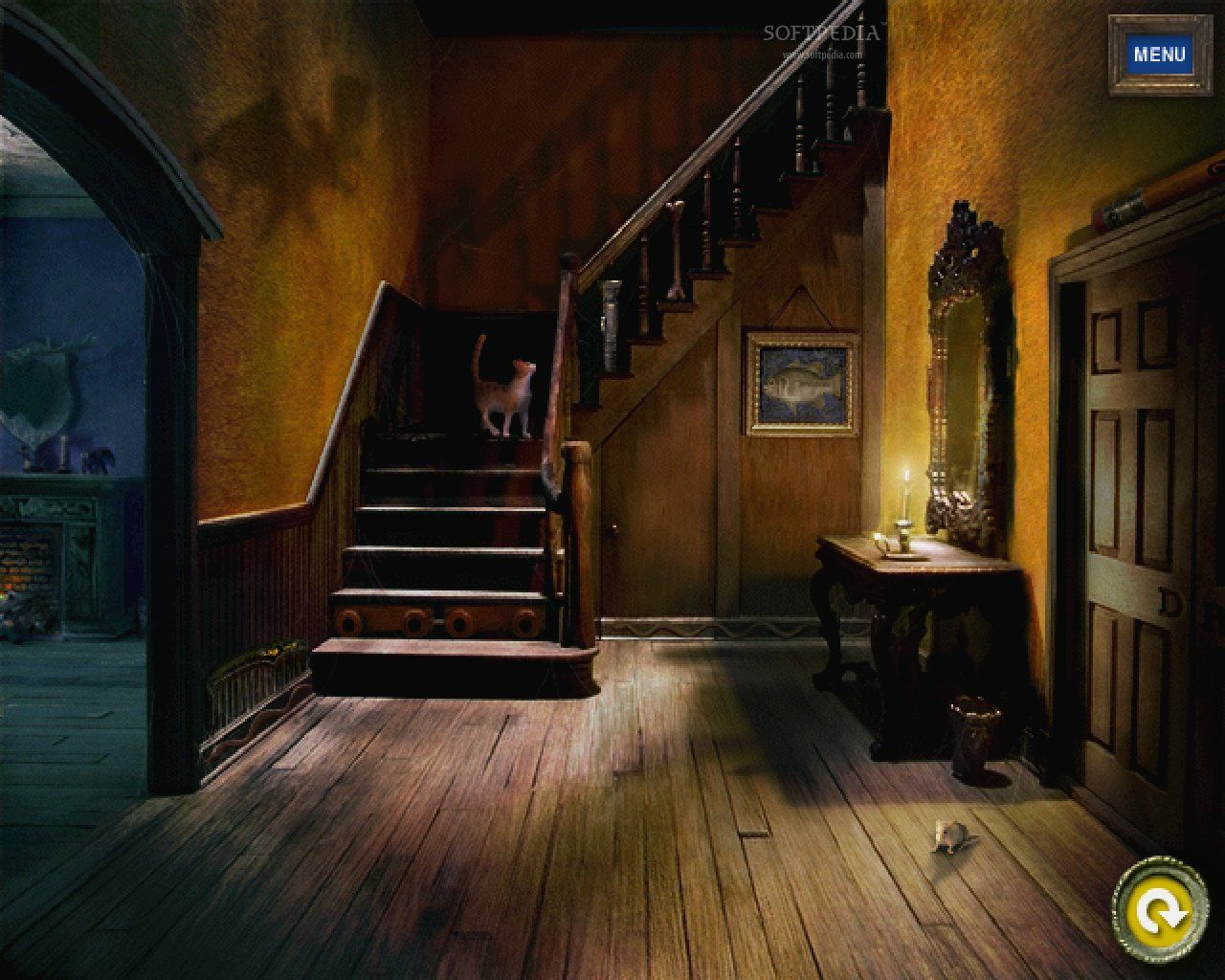 Spooky Mansion Game Google Search An Eerie Abode