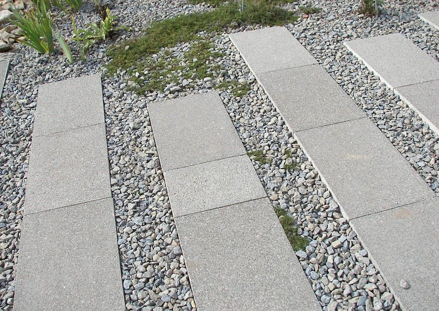 Bodenbeläge garten  Versickerung Garten | Versickerung | Pinterest | Betonsteine ...