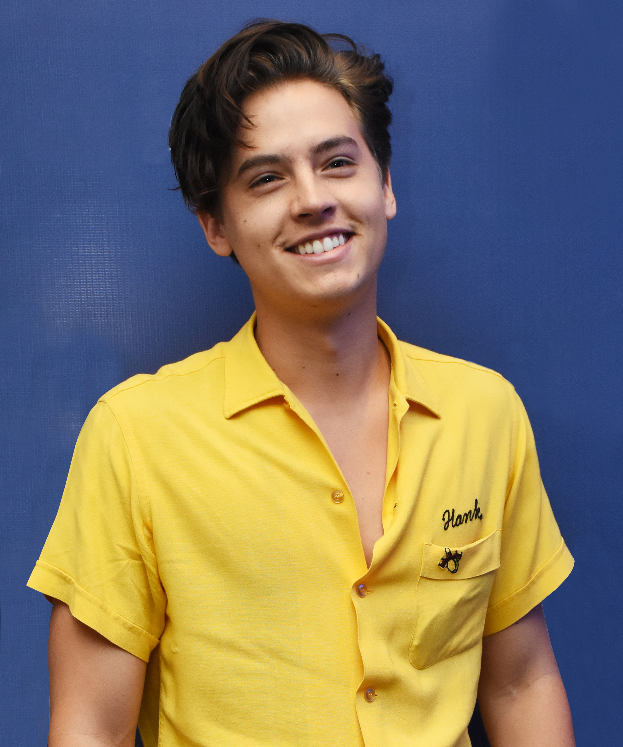 Cole Sprouse Asked Donald Trump To Prom & Made Twitter's Day #refinery29