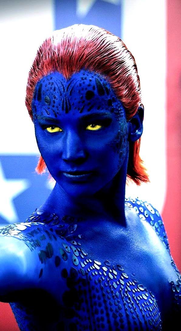 Jennifer Lawrence Marvel