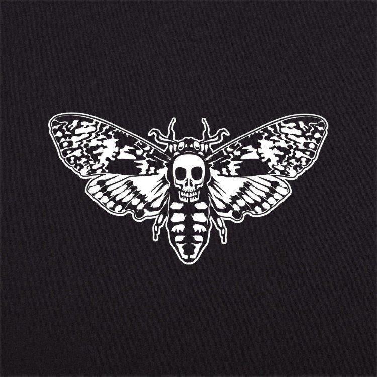 Silence of the Lambs Death's Head Moth TShirt (Mens