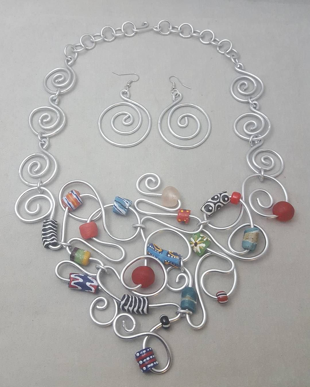 Pin by Rita White on Aluminum Wire Jewelry   Pinterest   Wire ...